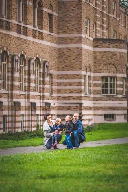 Autumn Family Blog Session