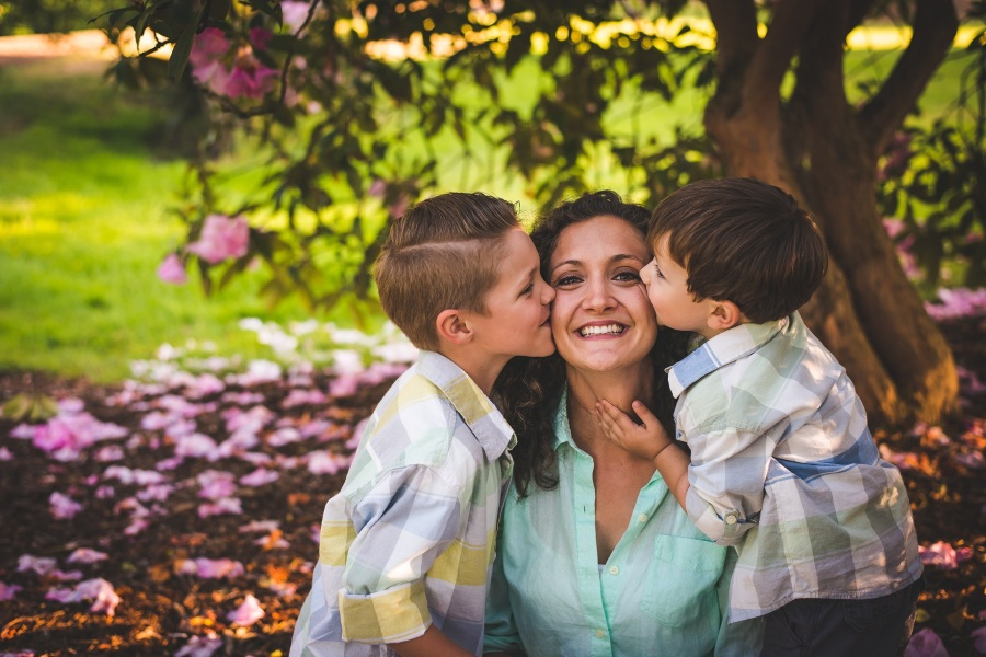 Family Photo Bellevue, WA Erin DuPree Photography